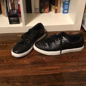 Rebecca Minkoff Leather Sneakers 9.5